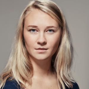 Julie Meilstrup elev på Skuespillerskolen Ophelia 2015-2018, uddannede skuespillere