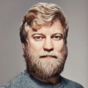 Poul Joachim Rasmussen elev på Skuespillerskolen Ophelia 2015-2018