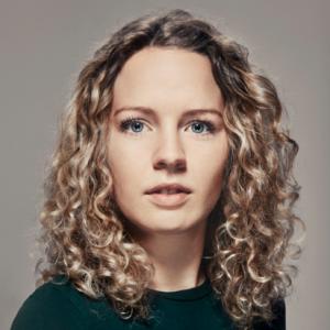 Sofie Hvass elev på Skuespillerskolen Ophelia 2015-2018
