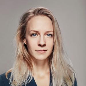 Tine Lemming Linneberg elev på Skuespillerskolen Ophelia 2015-2018