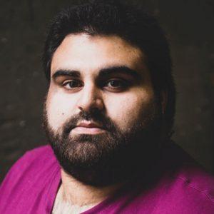 Anis Ashfaq skuespiller elever på Skuespillerskolen Ophelia 2018