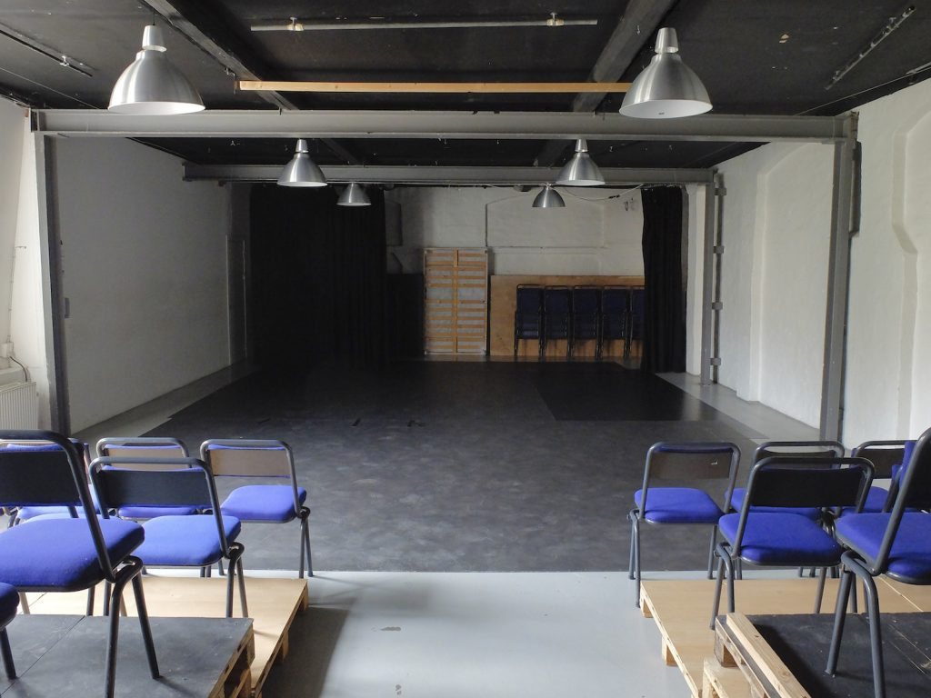 Skuespillerskolen Ophelia teater scene i København