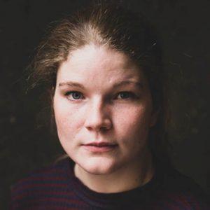 Ebba elev på Skuespillerskolen Ophelia 2018
