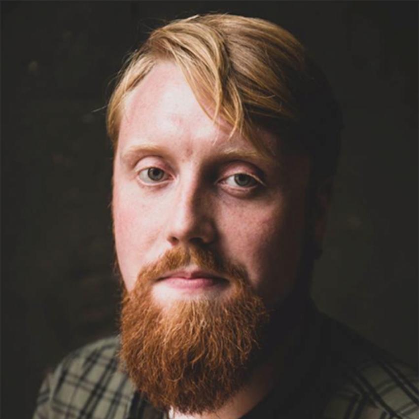 Thomas Lykke Jensen elev på Skuespillerskolen Ophelia 2018: Skuespiller i Danmark