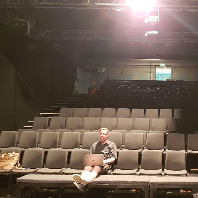 Skuespillerskolen Ophelia elev teater forestillinger