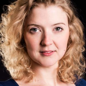 Ida Lund elev på Skuespillerskolen Ophelia 2016