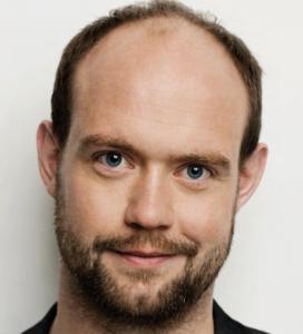 Lars Knudsen elev på Skuespillerskolen Ophelia