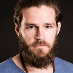 Rasmus D F elev på Skuespillerskolen Ophelia 2016