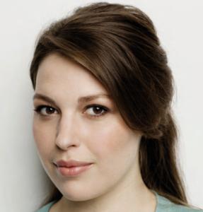 Rebecca elev på Skuespillerskolen Ophelia 2012