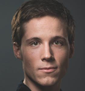 Sebastian Kaas elev på Skuespillerskolen Ophelia