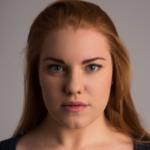 Julie, elev på Skuespillerskolen Ophelia 2014-2016