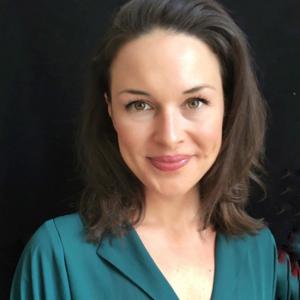Line Worre Erikstrup underviser på Skuespillerskolen Ophelia