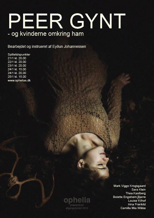 Skuespillerskolen Ophelia - Per Gynt