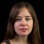 Sara Bomholdt, elev på Skuespillerskolen Ophelia 2016-2017