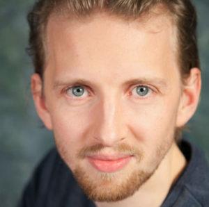 Skuespillerskolen Ophelia elev Simon Kaarfast