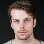 Andreas elev på Skuespillerskolen Ophelia 2013-2015