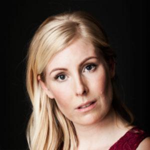 Camilla Mia Wikke elev på Skuespillerskolen Ophelia