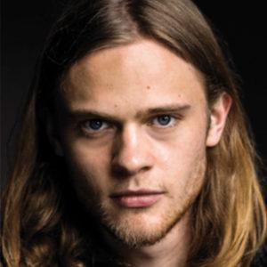 Jens Christian Buskov Lund elev på Skuespillerskolen Ophelia