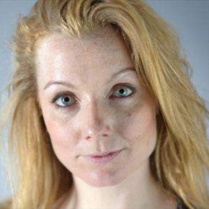 Karin Michelsen elev på Skuespillerskolen Ophelia