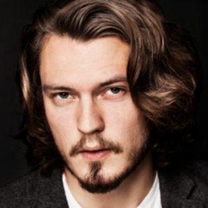 Mark Viggo Krogsgaard elev på Skuespillerskolen Ophelia