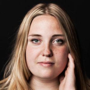 Sara Klein Larsen elev på Skuespillerskolen Ophelia