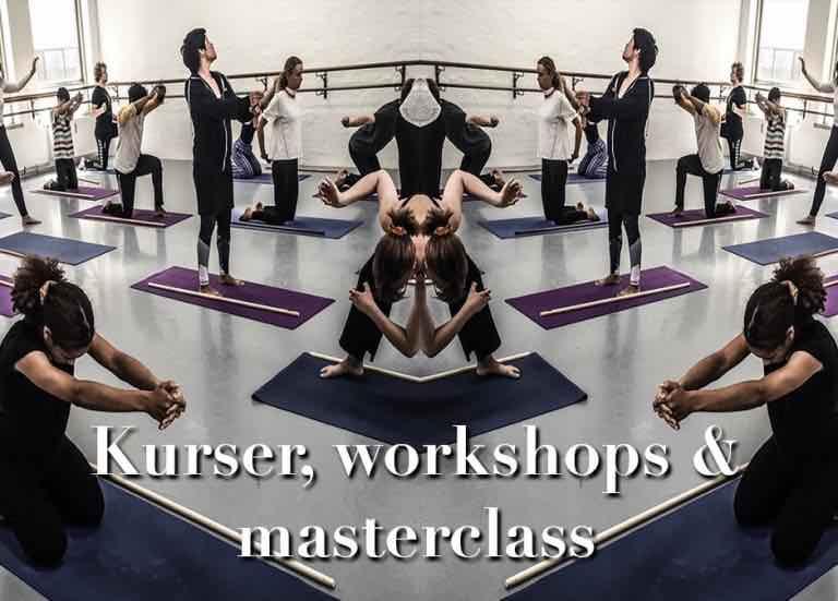 Skuespiller kurser workshops