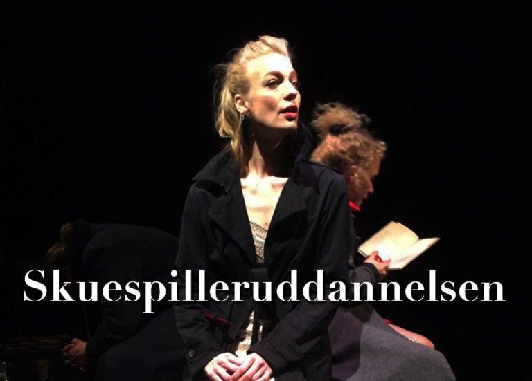 Bliv skuespiller i Danmark på Skuespillerskolen Ophelia teaterskole - hvordan bliver man skuespiller