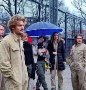Skuespillerskolen Ophelia skuespillerelever i Vestre Fængsel
