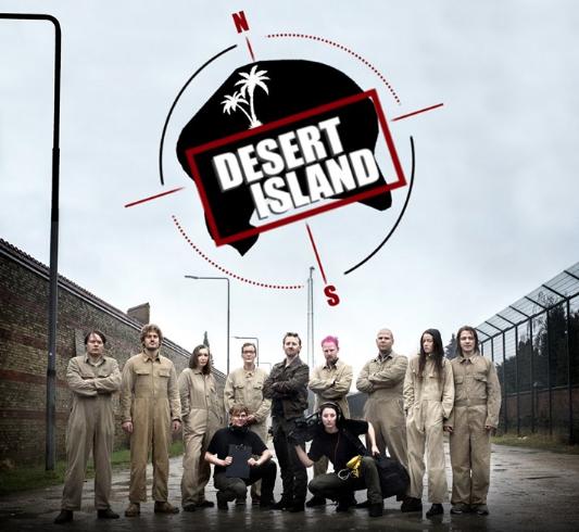 Desert Island, et teatralsk reality show