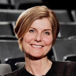 Kamilla Wargo Brekling - underviser på Skuespillerskolen Ophelia