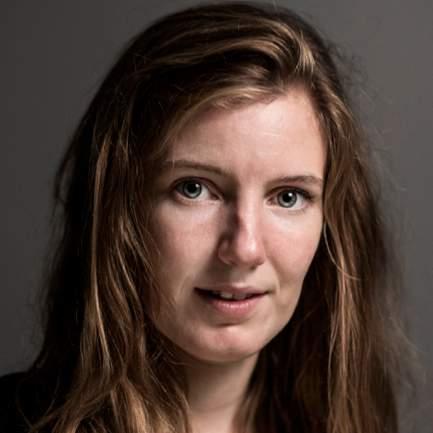 Kirstine Vibeke Sjølin Scharfs - skuespilelev på Skuespillerskolen Ophelia