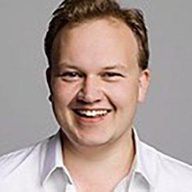 Christoffer-Lillman, elev på Skuespillerskolen Ophelia