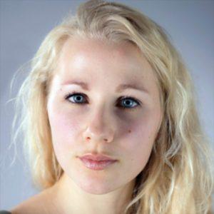Sara Emilie Nielsen elev på Skuespillerskolen Ophelia